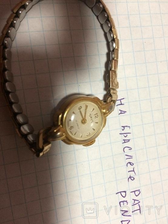 Часы женские Орис., фото №3