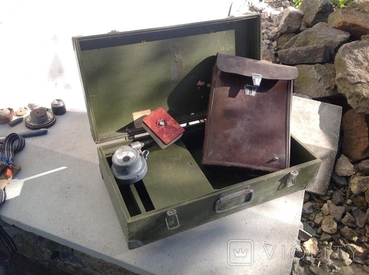 Ящик,планшет офіцера..різне, фото №2