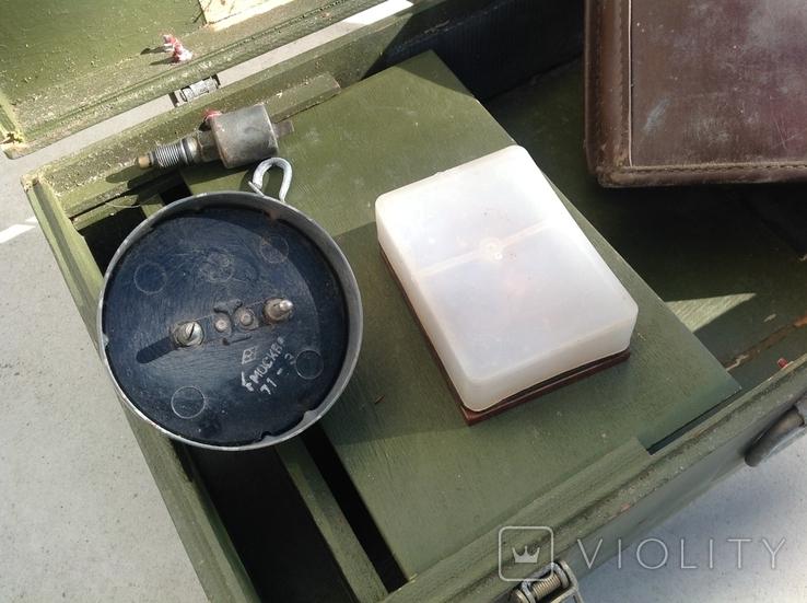 Ящик,планшет офіцера..різне, фото №5