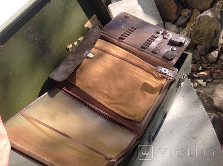 Ящик,планшет офіцера..різне, фото №10