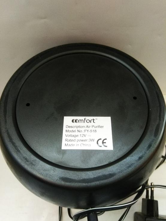 Ионизатор Очиститель воздуха, фото №4