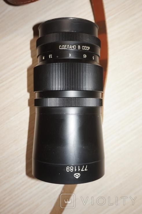 Фотообъектив Юпитеp-36Б, 250 mm f/ 3.5, фото №2