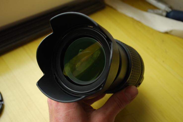Обьектив nikorr 18-135mm 1:3.5-5.6g ED, фото №6