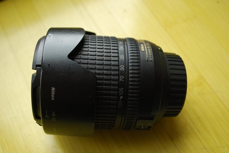 Обьектив nikorr 18-135mm 1:3.5-5.6g ED, фото №10
