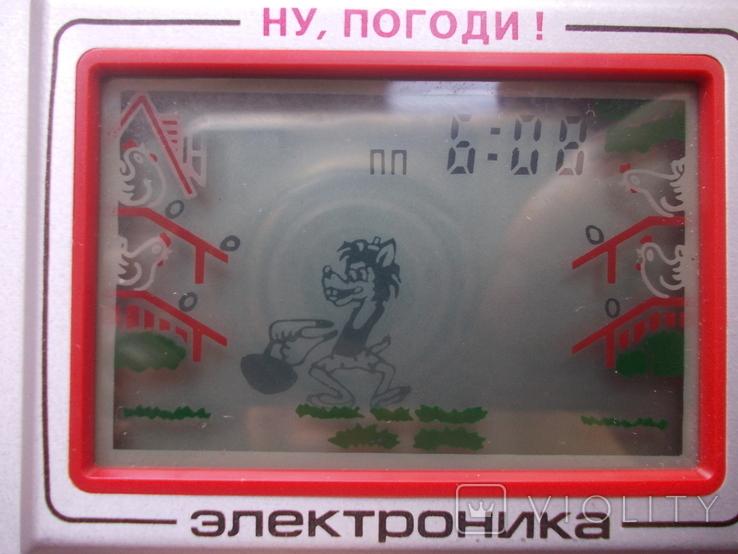 """Электорника ИМ 02 """"Ну погоди"""" - рабочая, в футляре и инструкция, фото №7"""