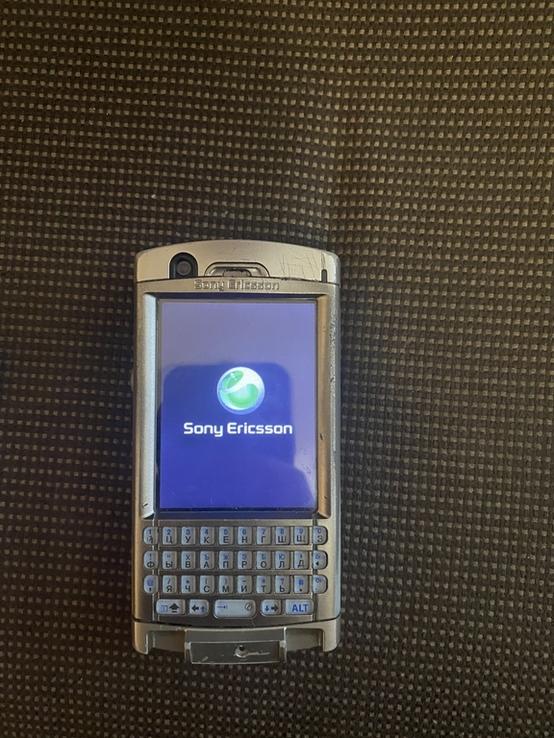 Sony Ericsson P990i + навушники є, зарядка та флешка 2гб, фото №4