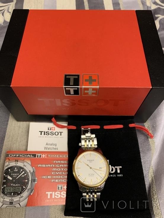 Часы TISSOT 1853 Le Locle, фото №3