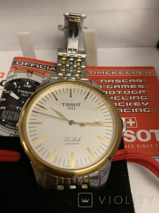 Часы TISSOT 1853 Le Locle, фото №4