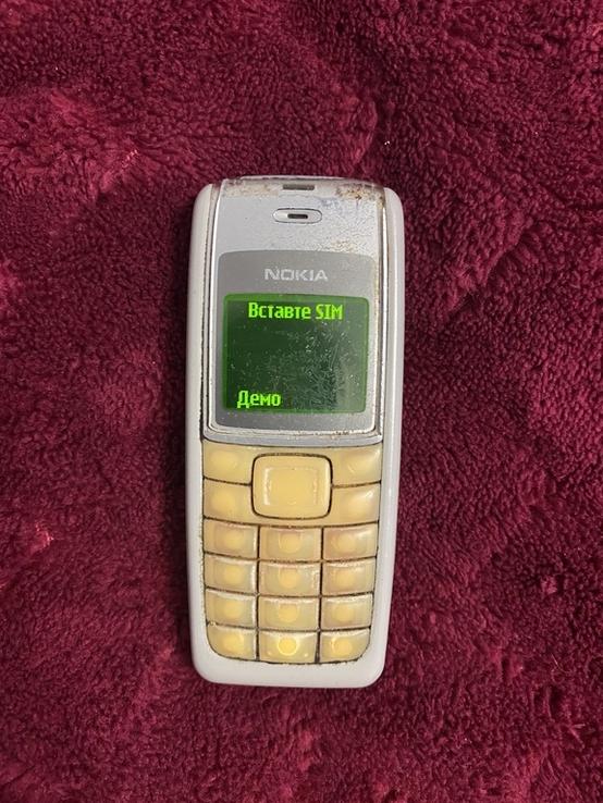 Робочий нокіа Nokia 1110, фото №2