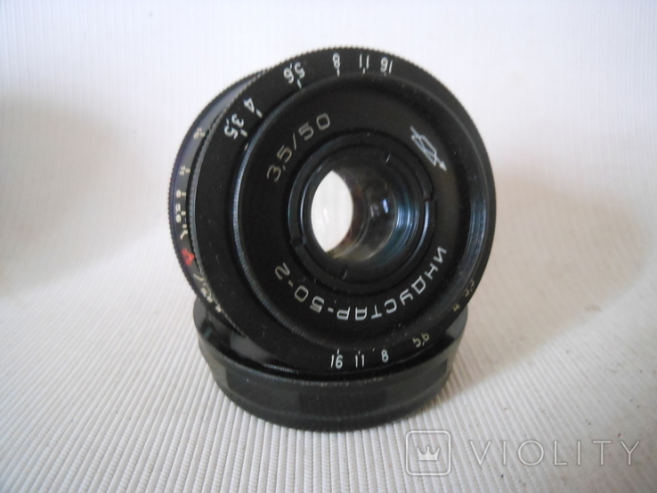 Индустар 50-2, фото №3