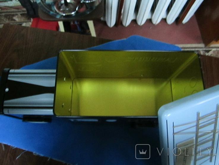 Коробка от печенья автомобиль., фото №7