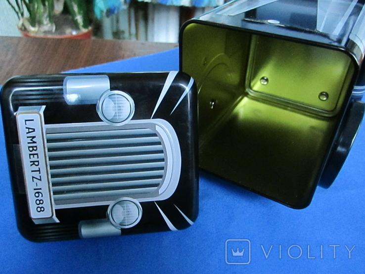Коробка от печенья автомобиль., фото №8