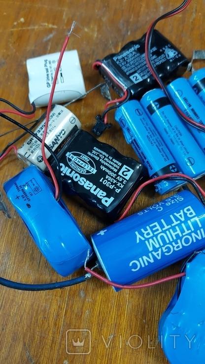Старі акумулятори, фото №3