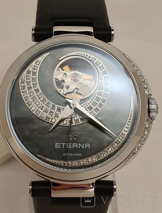 Новые Eterna Grace Open Heart Diamonds Lady 2943.54.89.1368, фото №10