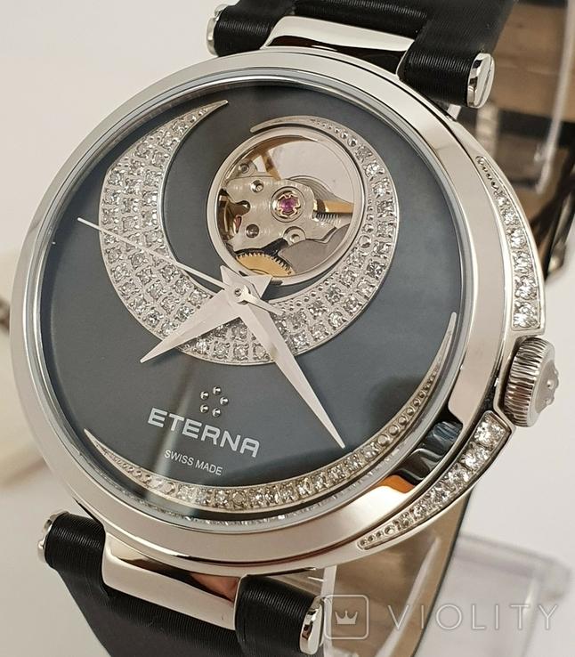 Новые Eterna Grace Open Heart Diamonds Lady 2943.54.89.1368, фото №11