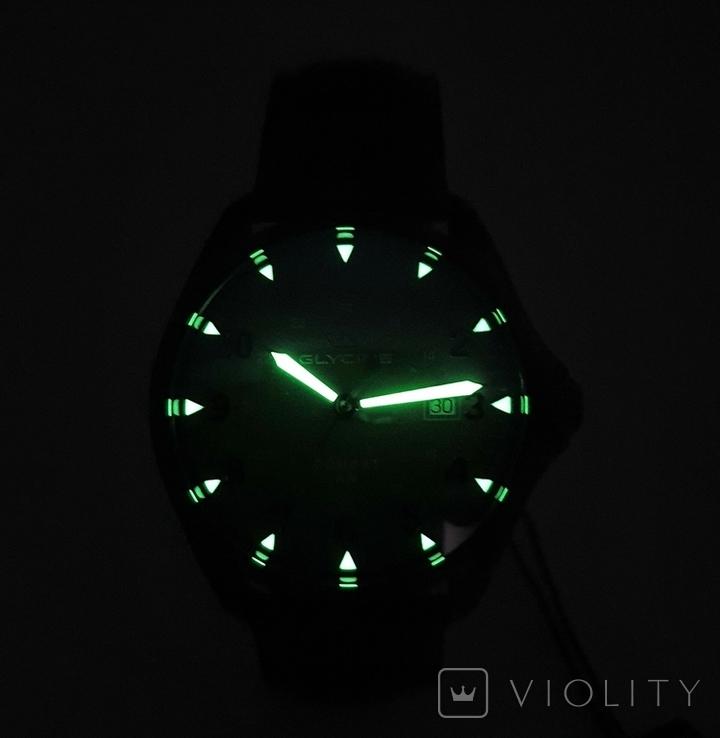 Новые Glycine Combat 6 Vintage Dark Green Automatic, фото №11