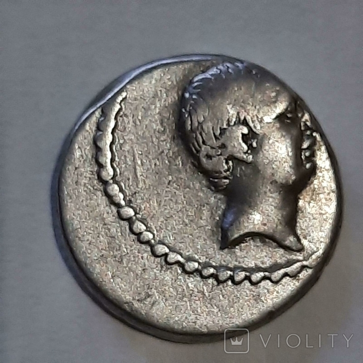 Римская республика . Л. Ливиний Регулус, 42 г. до н. Э, фото №3