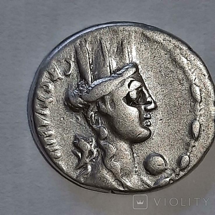 Римская республика. M. Plaetorius Mf Cestianus, 67 г. до н. Э, фото №2