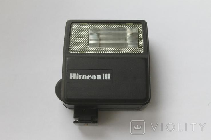 Фотоввспышка Hitacon 16В Япония, фото №3