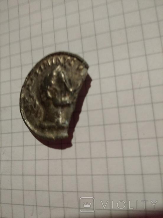 Старинная пуговица (возможно Древний Рим), фото №3
