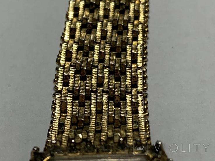 Женские винтажные часы Golden Crown Swiss made, фото №5