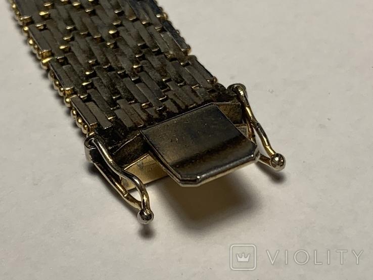 Женские винтажные часы Golden Crown Swiss made, фото №10