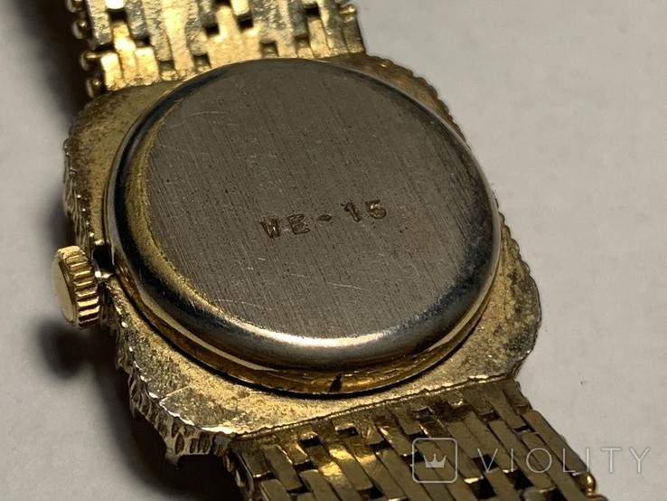 Женские винтажные часы Golden Crown Swiss made, фото №13