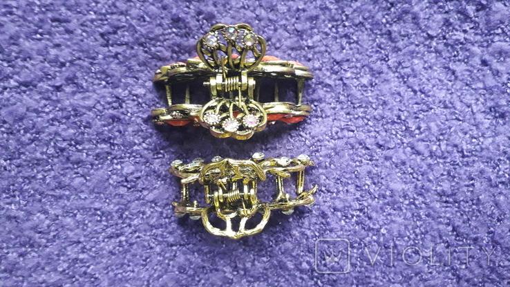 Дві заколки з металу, фото №5