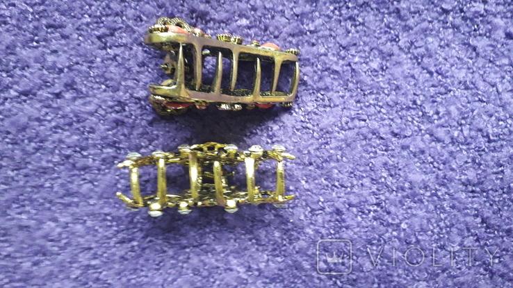 Дві заколки з металу, фото №6