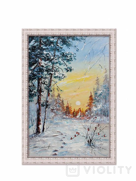 """Снегири прилетели"", фото №5"