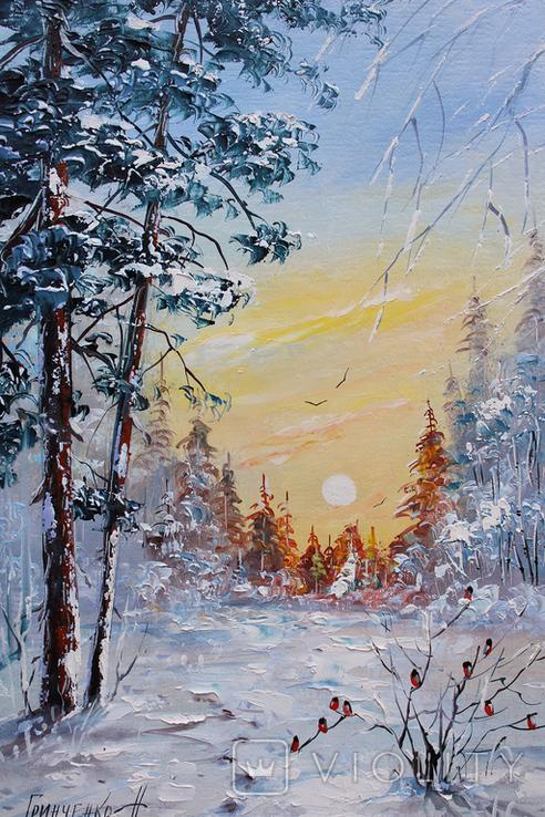 """Снегири прилетели"", фото №7"