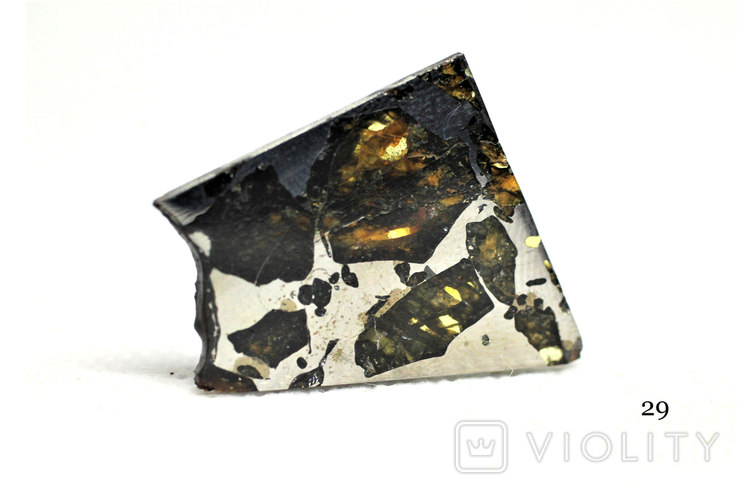 Найбільша приватна метеоритна колекція в Україні (100 експонатів)