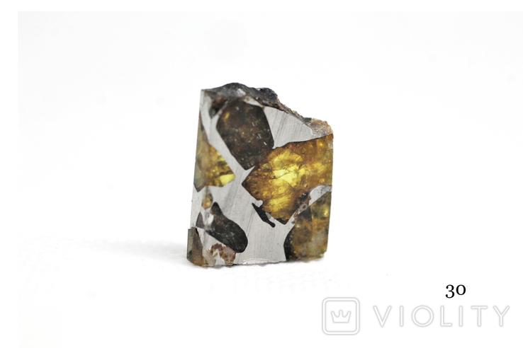 Найбільша приватна метеоритна колекція в Україні (100 експонатів), фото №6