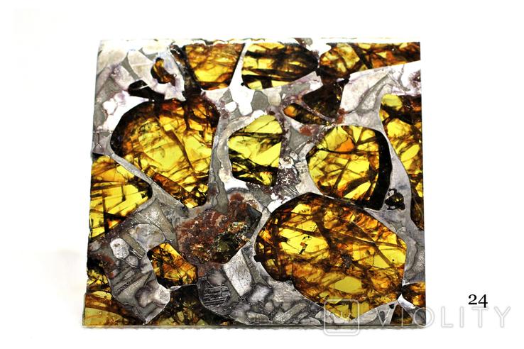 Найбільша приватна метеоритна колекція в Україні (100 експонатів), фото №7
