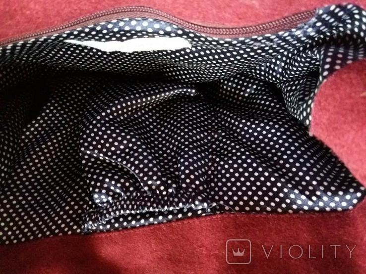 Новая сумка из сукна Earth squared, фото №9