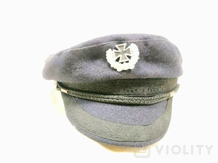 Немецкая ветеранская фуражка., фото №2