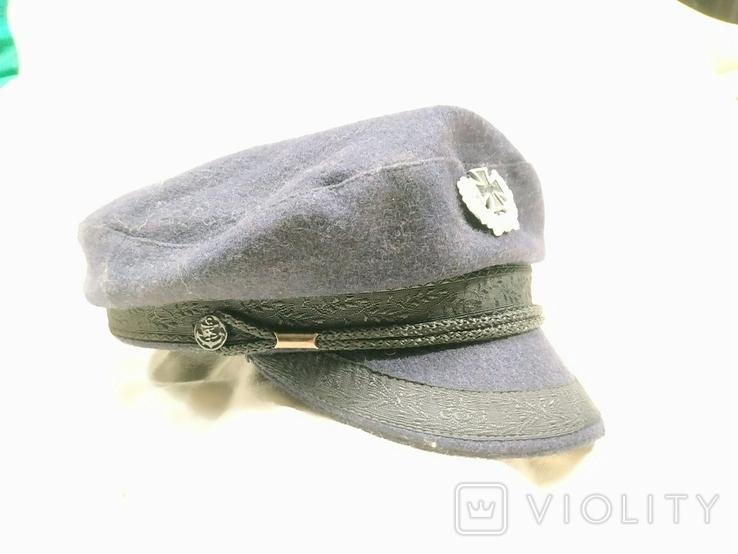 Немецкая ветеранская фуражка., фото №3