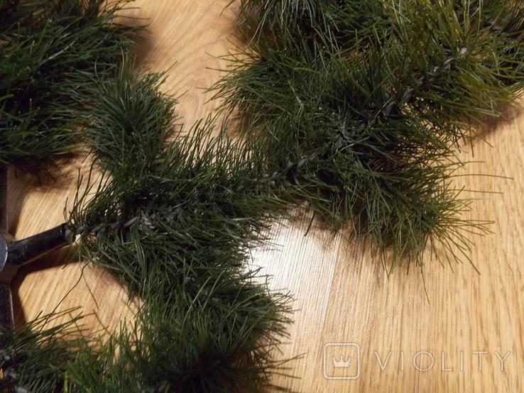 Новорічна штучна ялинка, фото №4