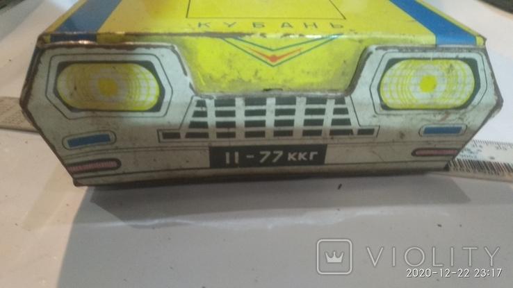 Автомобиль Кубань, игрушка СССР, фото №3