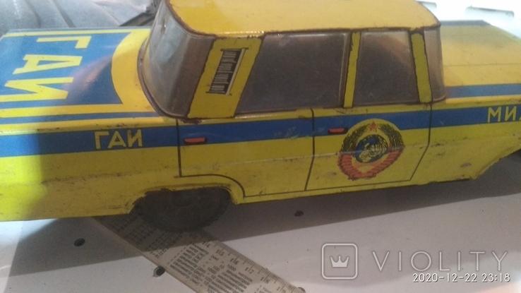 Автомобиль Кубань, игрушка СССР, фото №7