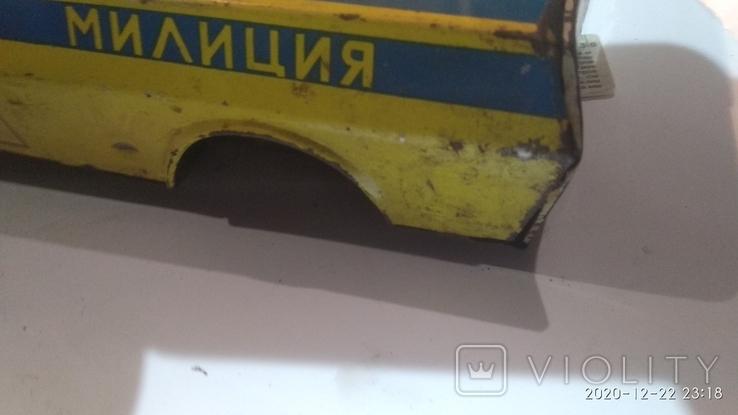 Автомобиль Кубань, игрушка СССР, фото №11