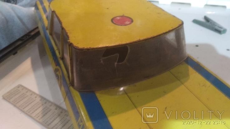 Автомобиль Кубань, игрушка СССР, фото №12