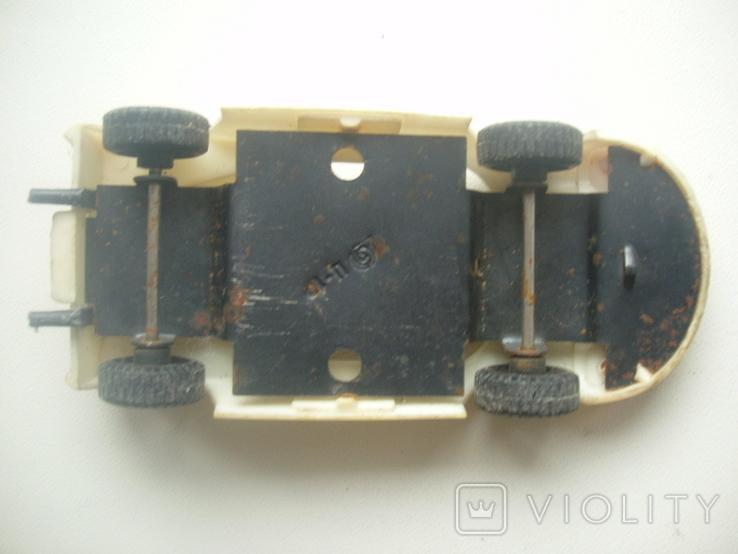 Машинка гоночная № 1, фото №3