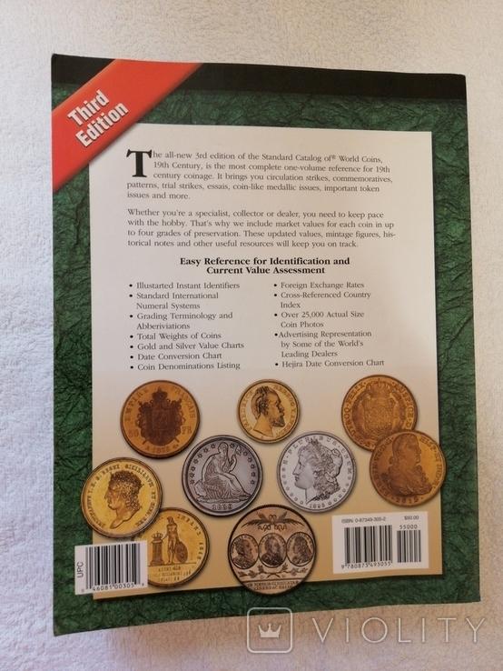 Стандартный каталог монет мира 1801-1900. World coins L. Krause and C. Mishler, фото №5