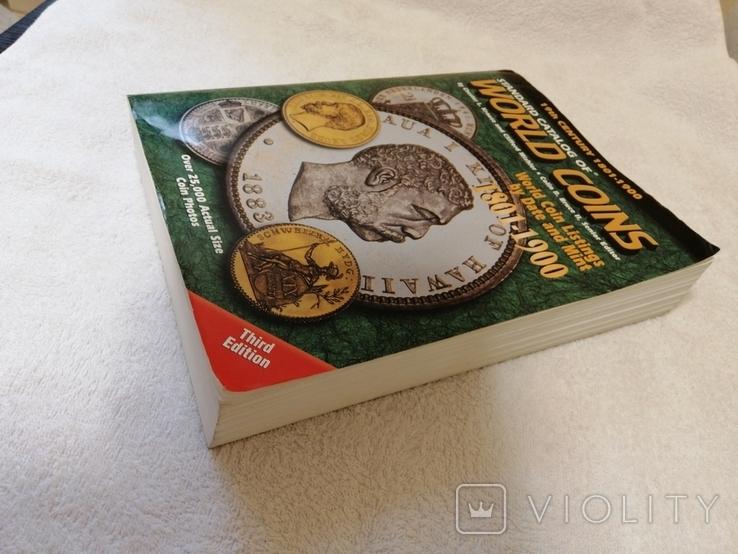 Стандартный каталог монет мира 1801-1900. World coins L. Krause and C. Mishler, фото №10