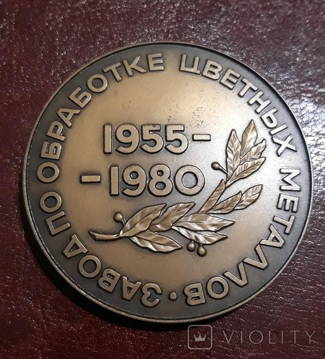 Настольная медаль  ( лмд  ) Киров, фото №3