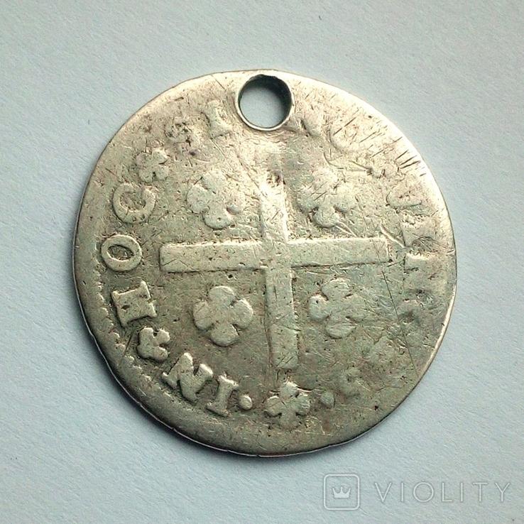 Португалия 80 реалов 1706 г. - Жуан V (1706 - 1750 гг.), фото №3