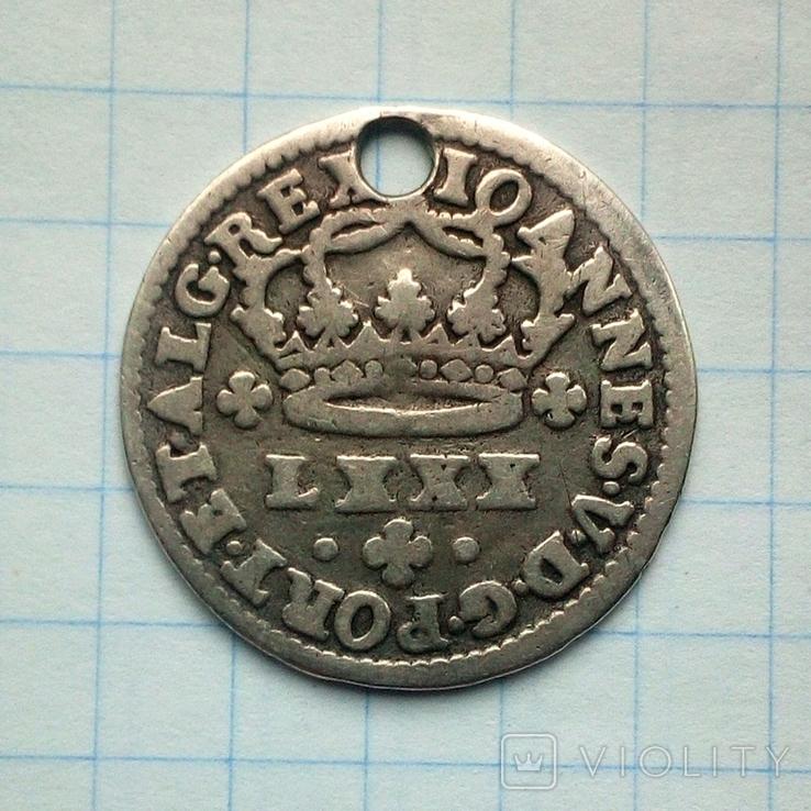Португалия 80 реалов 1706 г. - Жуан V (1706 - 1750 гг.), фото №8