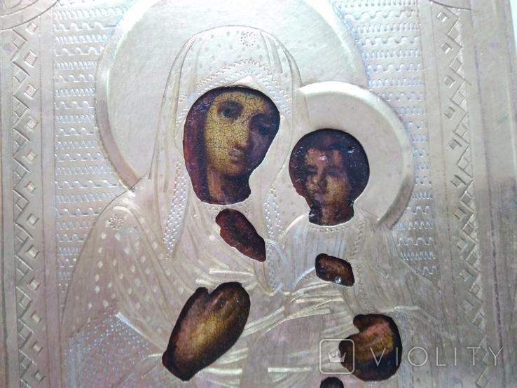 Икона Тихвинской БМ, фото №5