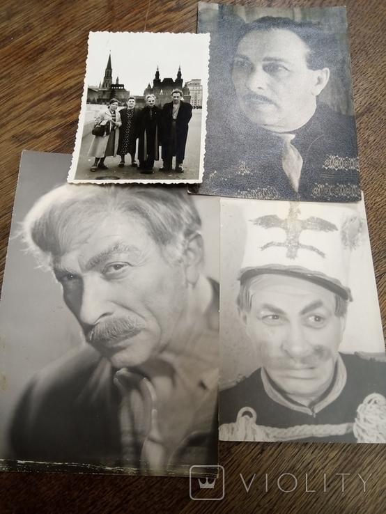 Фото с архива актёра А. Райданова, фото №6